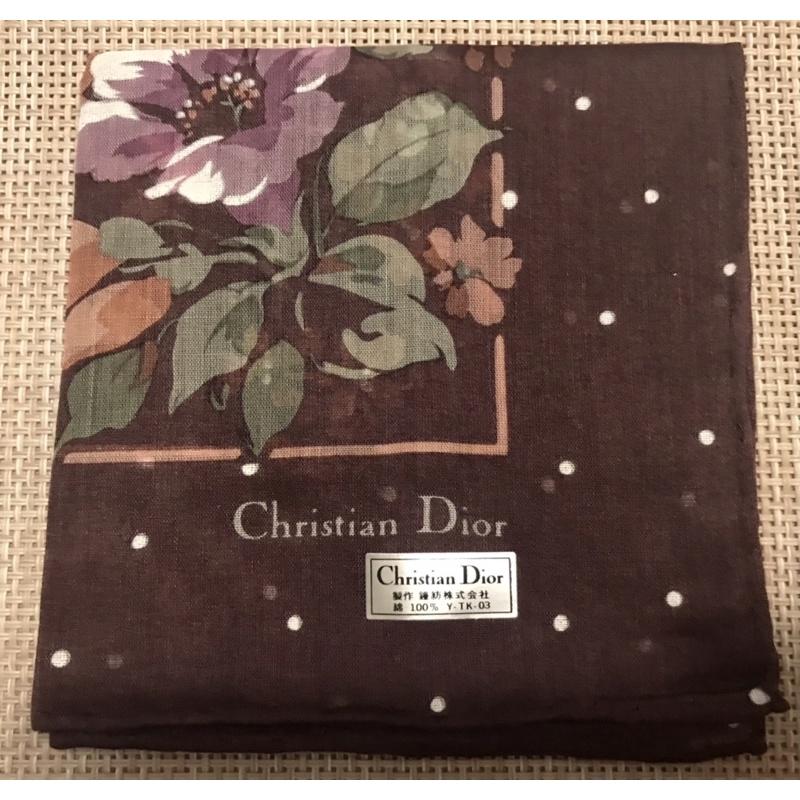 日本手帕  Christian Dior   no.86-13