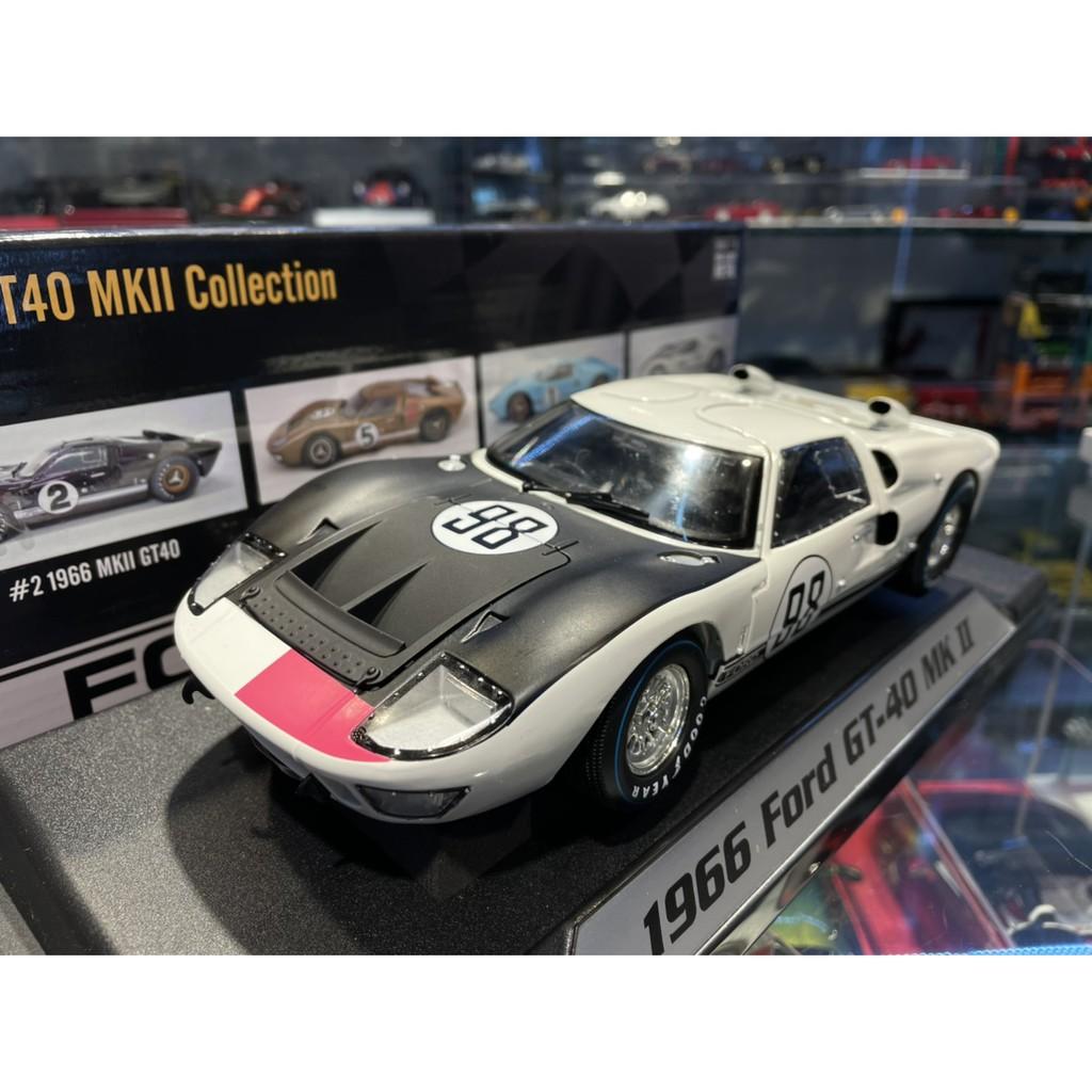吉華科技@ 1/18 ACME SC-415 #68 1966 MKII GT40