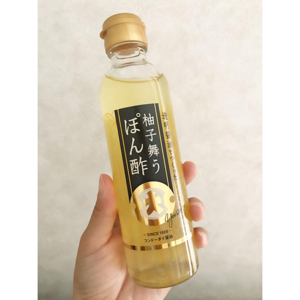 ❤日本 熊本 五葉老店 透明醬油系列 柚子醋 日本大阪連線代購