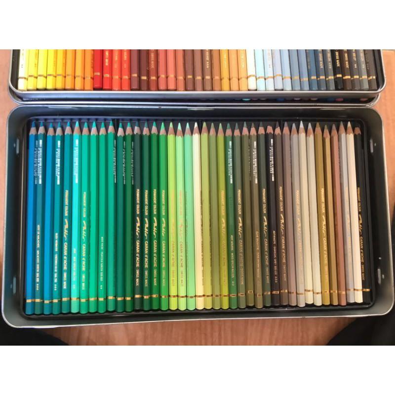 近全新含運(贈)*卡達油性120色色鉛筆