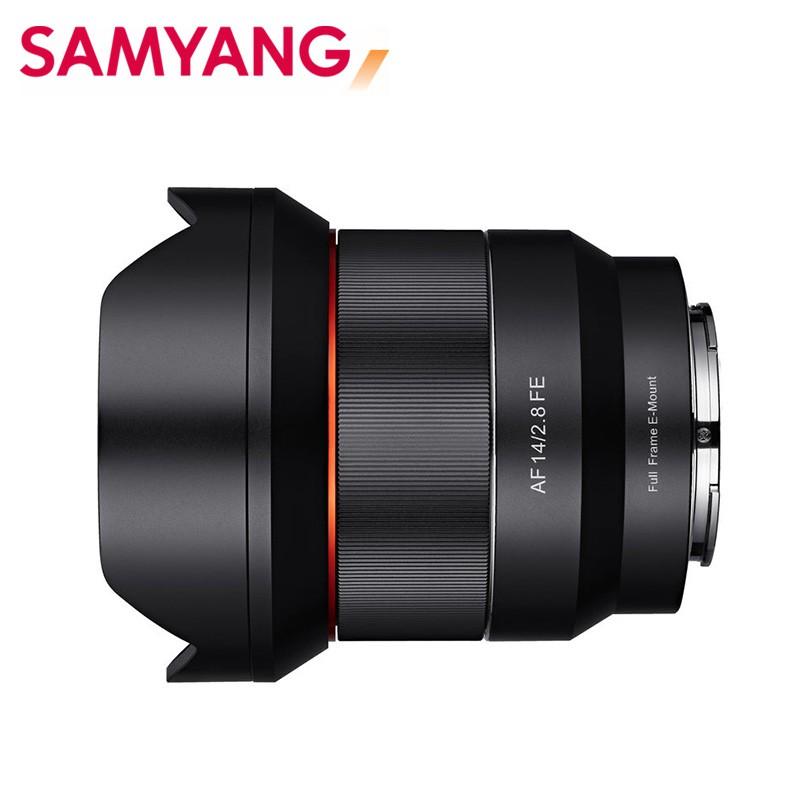 SAMYANG 三陽 AF 14mm F2.8 自動對焦 鏡頭 SONY FE 接環 公司貨