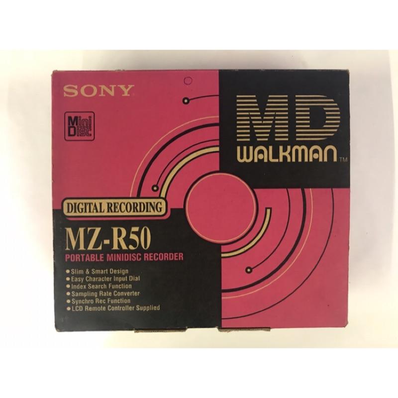 SONY MZ-R50