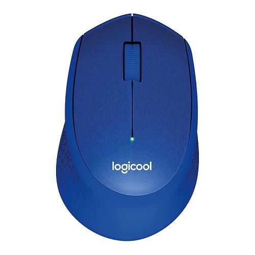 羅技 LOGITECH 910-004948 M331 舒適靜音滑鼠-藍色 X 原廠公司貨 全新未拆 原廠保固