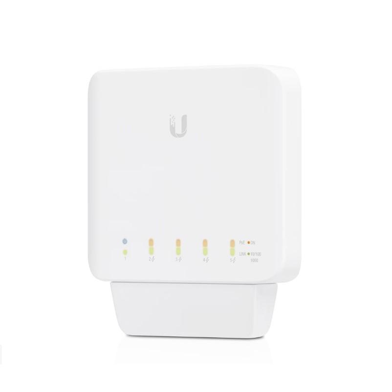 【UniFi專業賣家】UBNT UniFi USW-Flex 室外防水 PoE Switch