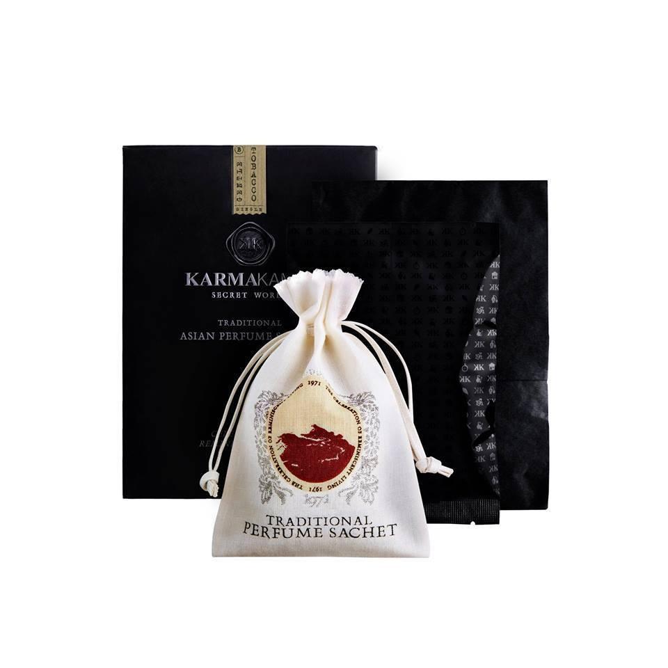 [有貨] KARMAKAMET 香氛  經典傳統大香包 熱門香味 紅茶 亞洲經典