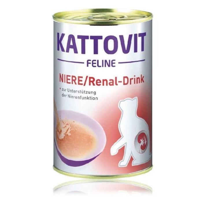 德國KATTOVIT康特維 貓咪處方食品 腎臟保健營養肉汁135ml【單罐】『WANG』