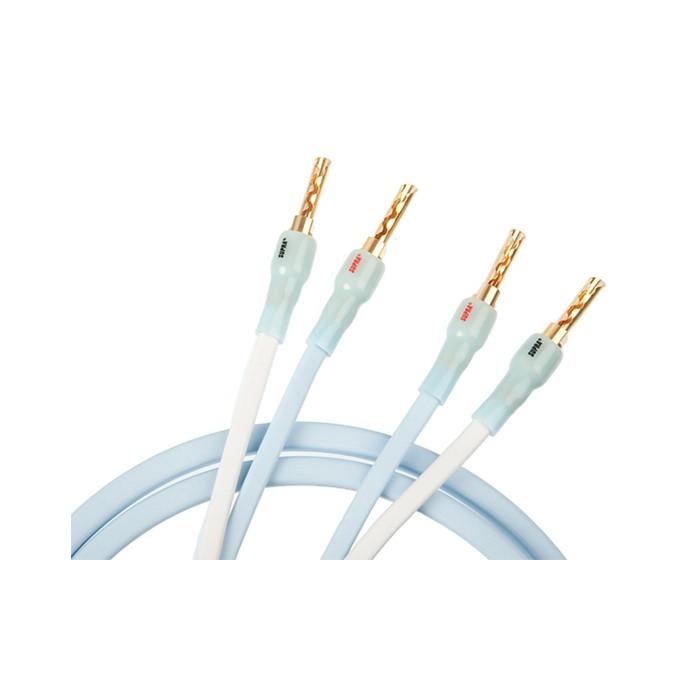 瑞典 SUPRA PLY 3.4 Combicon 金屬編織網發燒喇叭成品線 公司貨享保固《名展影音》