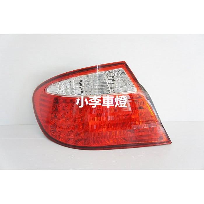 全新品 三菱 GRUNDER 05 06 07 原廠型紅白尾燈 單邊價1100元 有後霧燈版本