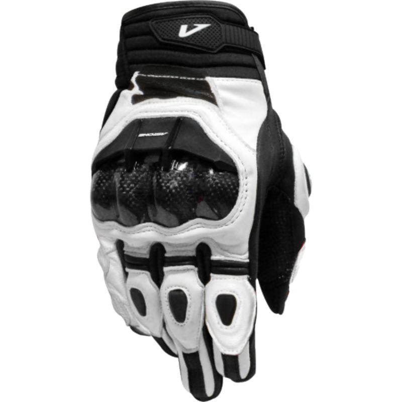 ASTONE LC-01 真羊皮質 N LC01 碳纖維防護 白色 防摔短手套 透氣 止滑 法國牌《送180》