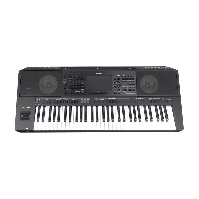 YAMAHA PSR-SX900 61鍵 電子琴【立昇樂器】