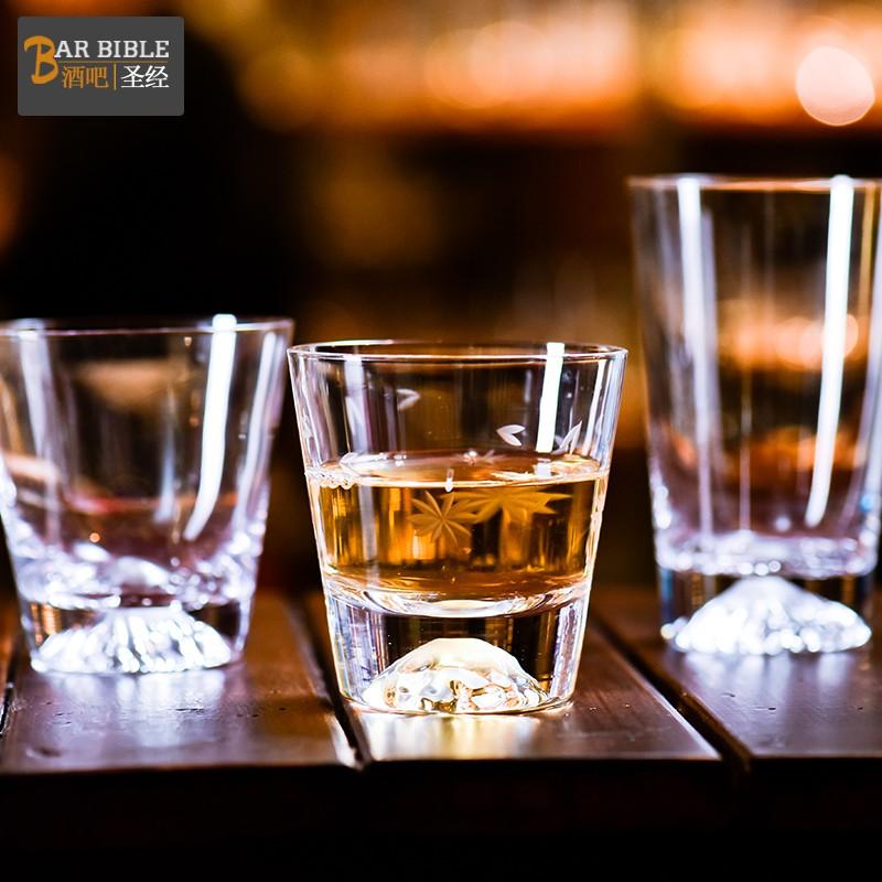 現貨滿199出貨日本富士山水杯直身杯柯林杯高水杯果汁杯飲料雪山杯威士忌杯