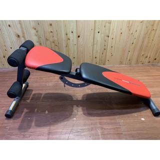 WEIDER仰臥起坐板255L 健身器材 有氧訓練 橢圓機 交叉訓練機 室內運動器材 跑步機 A4436【晶選二手傢俱】 臺中市