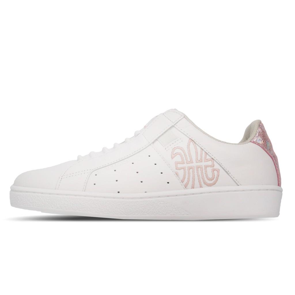 Royal Elastics 休閒鞋 Icon Genesis 白 粉紅 女鞋 91901-100 【ACS】