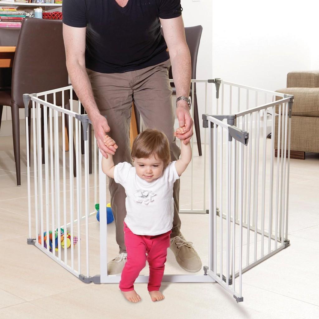 【⭐Costco 好事多 代購⭐】Dreambaby 兒童安全圍欄 免運 嬰兒 幼童 兒童 防護 安全欄 防護網 互動