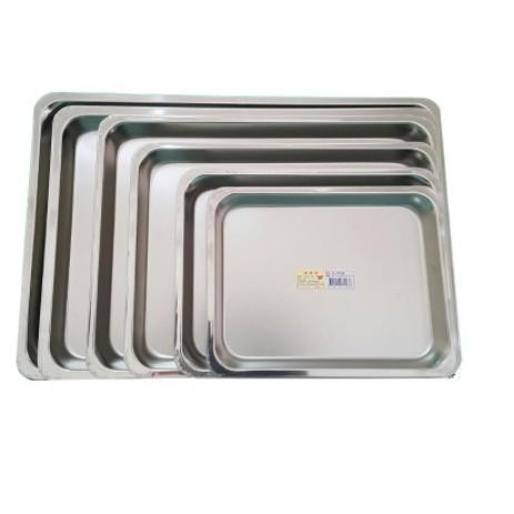 台灣製 方盤 蝴蝶牌 304不鏽鋼方盤 茶盤 滴水盤 長方盤