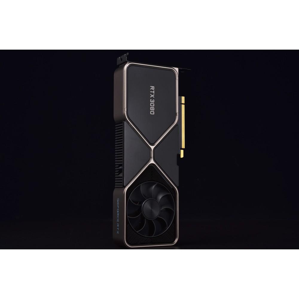 全新 NVIDIA GeForce RTX 3080 創始版 公版 顯示卡(非ASUS MSI 技嘉 3070 3090