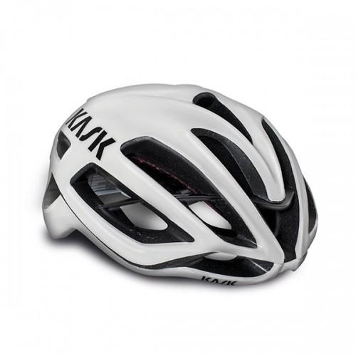 KASK PROTONE - 白安全帽/頭盔-崇越單車