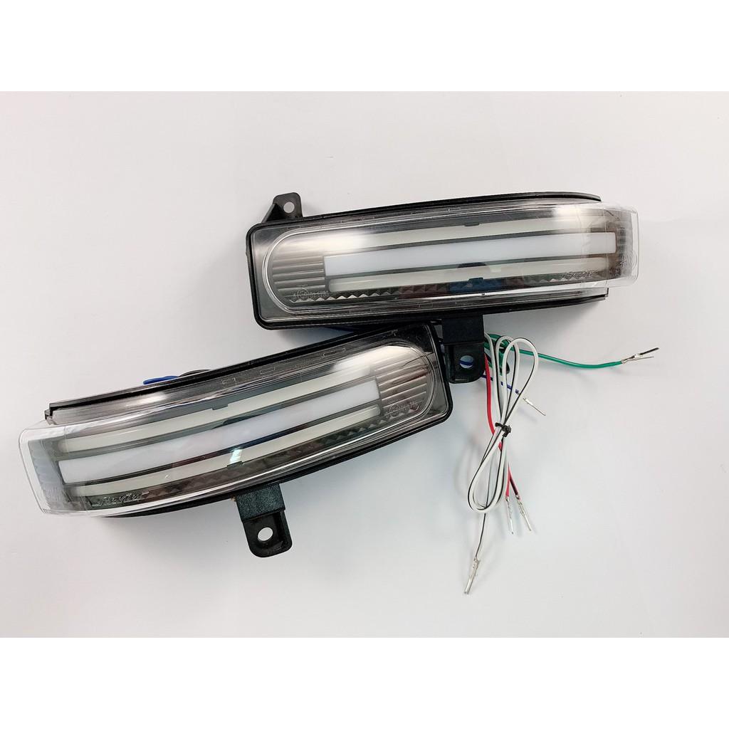 金強車業 日本版🚗MAZDA馬自達5 後視鏡側燈 三功能側燈 流水LED方向燈 行車燈 小燈 位置燈 迎賓燈