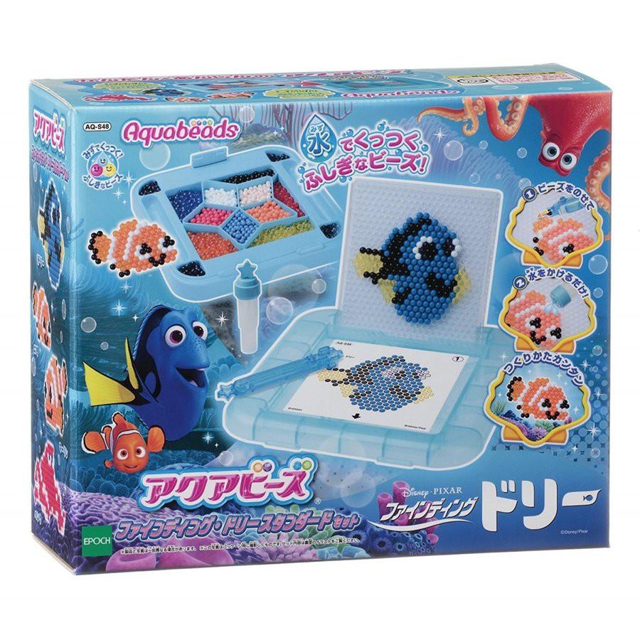 【日本 Epoch】海底總動員2 水串珠 多利 小丑魚 夢幻星星水串珠