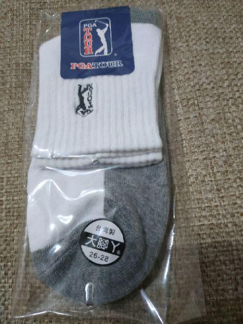 新光 PGATOUR 男襪 短襪 棉襪 舒適耐穿 紳士襪 全新 無包裝盒