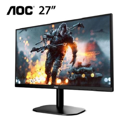AOC 27B2H IPS/無喇叭/低藍光/不閃屏/16:9/27吋螢幕/三年保固/欣亞數位