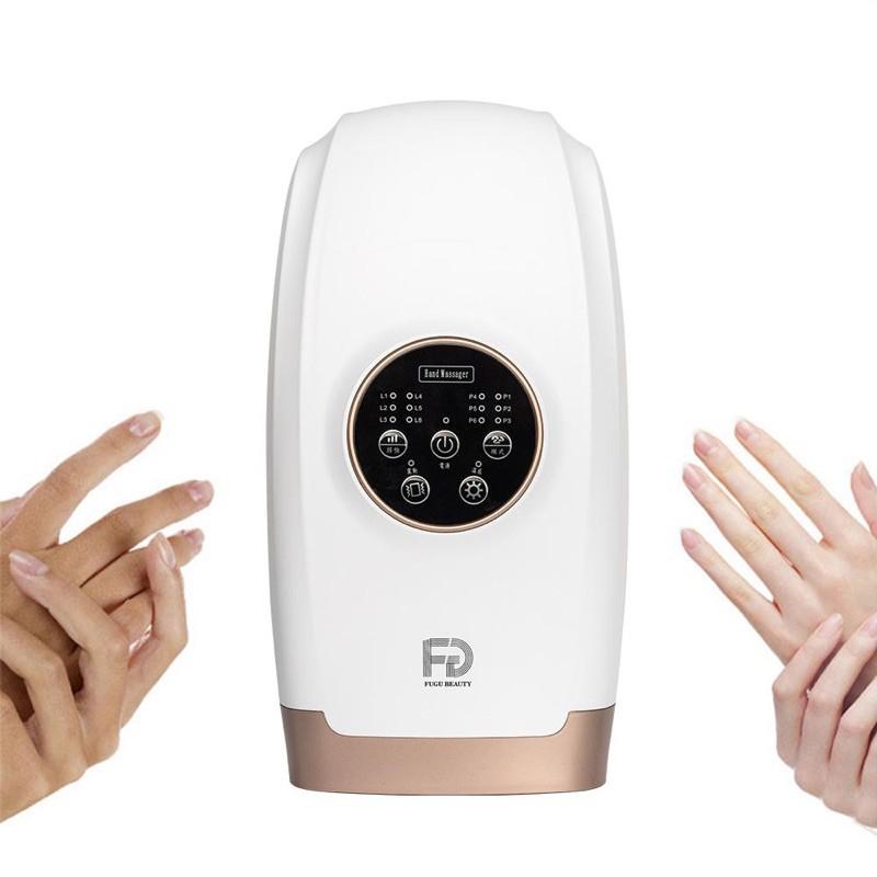 Fugu Beauty全新一代 溫熱氣壓手部SPA按摩器 氣囊按壓 手部美容 指壓 溫感按摩