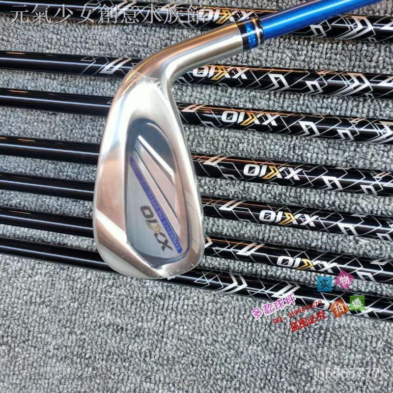 【高品質】現貨熱銷◆✖XXIO高爾夫球桿XX10 MP1100男士鐵桿組全組鐵桿2020新款