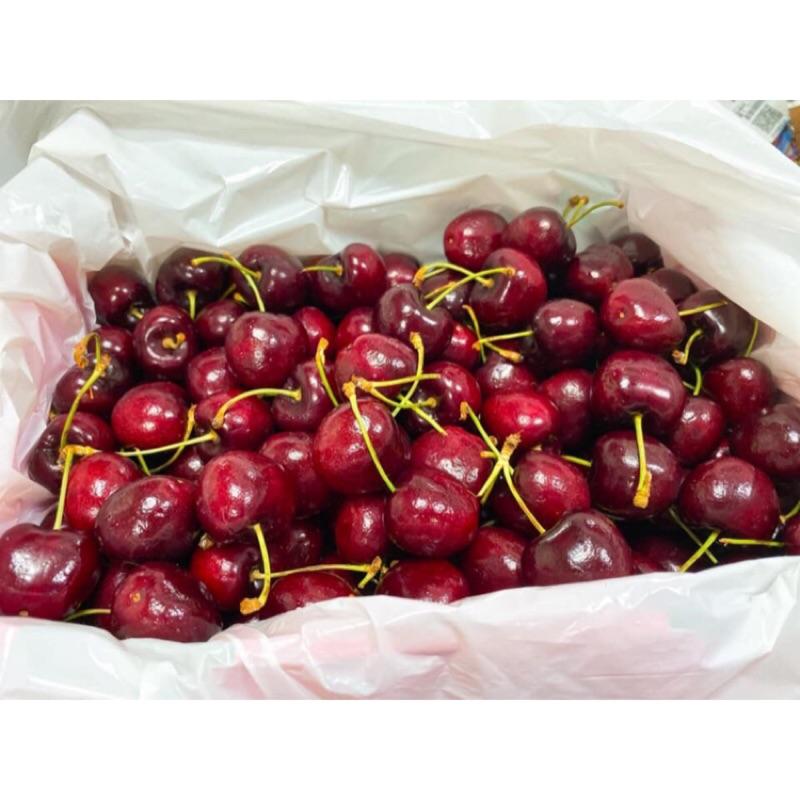 (甜)智利紐西蘭櫻桃 櫻桃禮盒 (大顆)一公斤 兩公斤