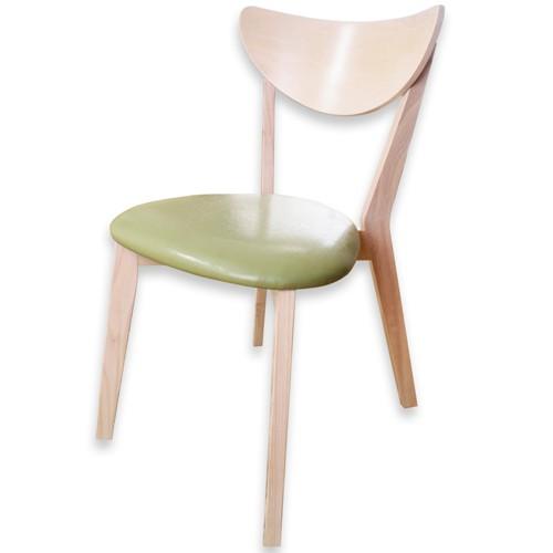 Boden-薇拉清新風格雙色實木餐椅(單張 )