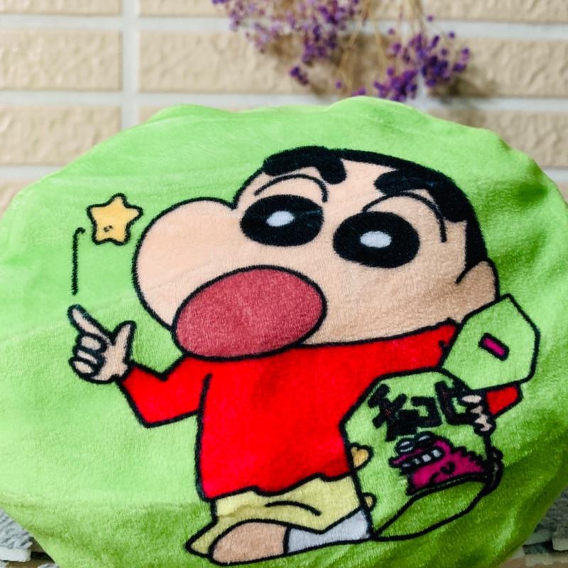 蠟筆小新小熊餅乾抱枕
