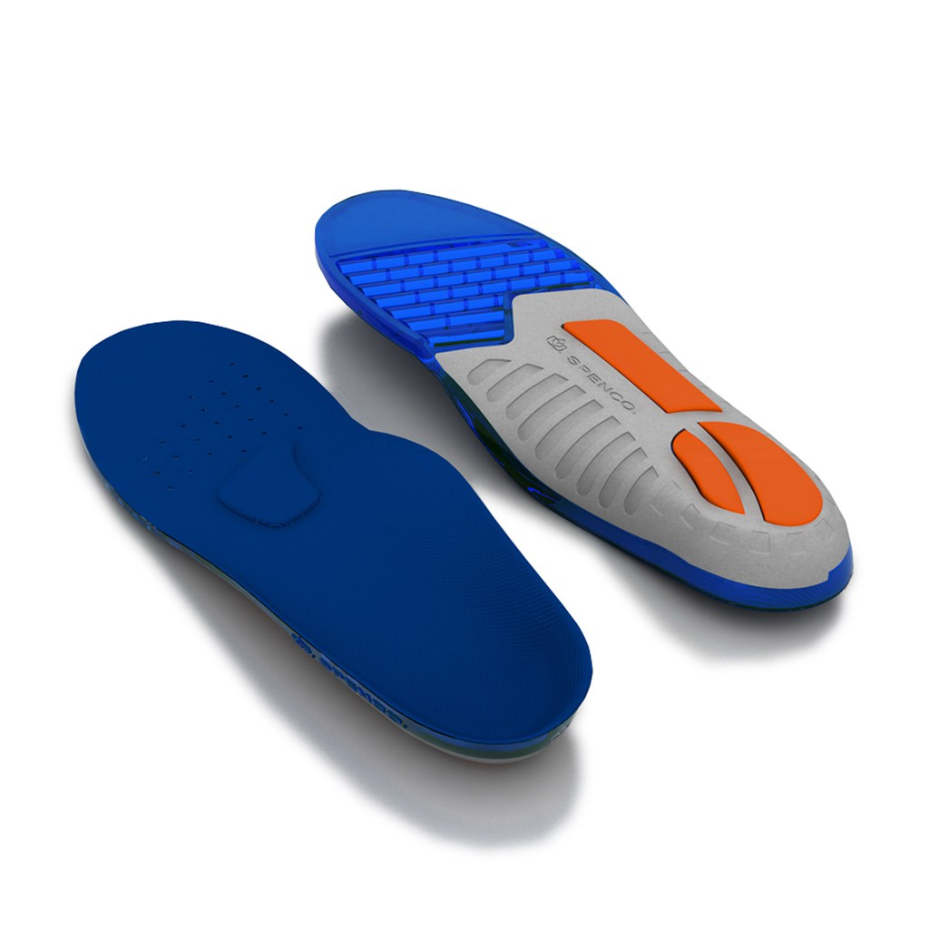 Spenco 鞋墊 Total Support Gel 矽膠緩衝避震款 男女 SI46-300 【ACS】