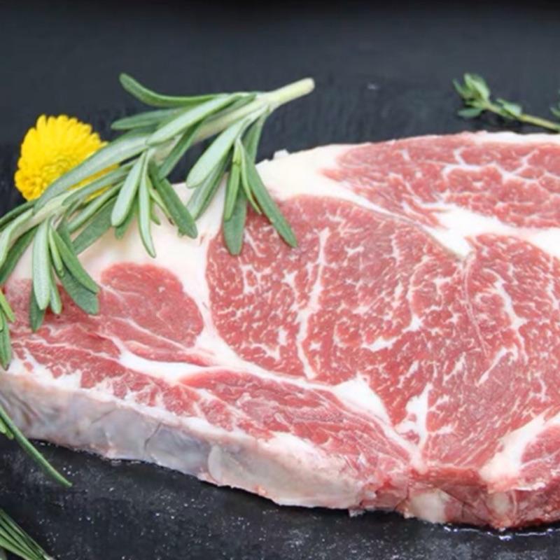 1855安格斯肋眼牛濕式熟成燒烤片火鍋肉片馬太食品【滿額免運歡迎批發台中可自取】