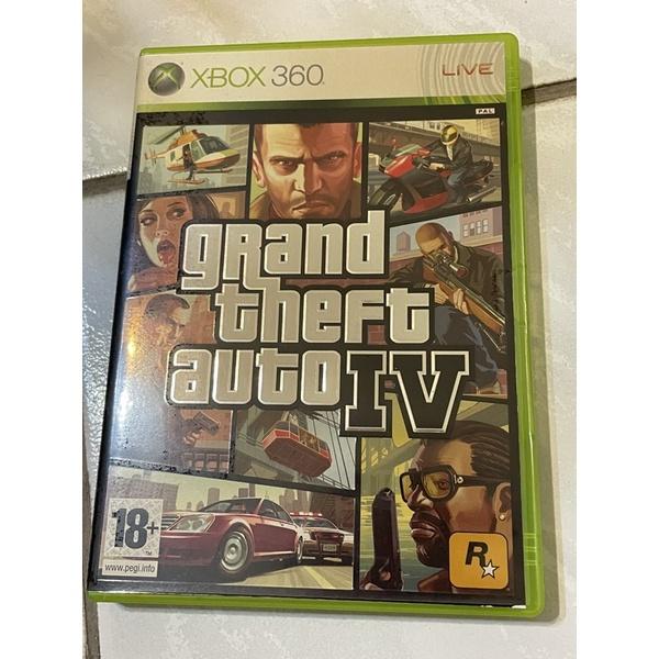 Xbox360 gta4