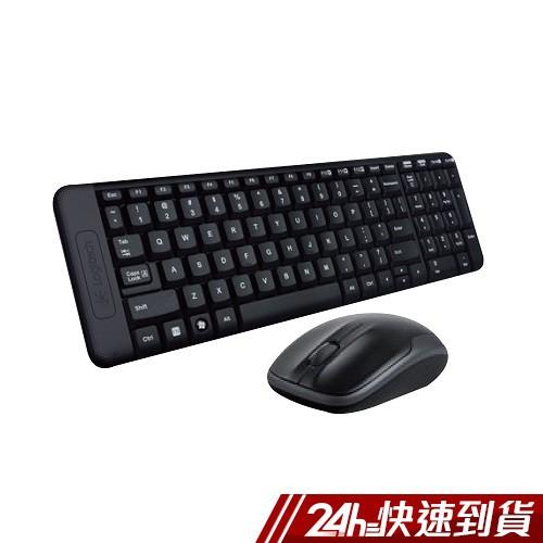 羅技 LOGITECH 無線滑鼠鍵盤組MK220 蝦皮24h 現貨