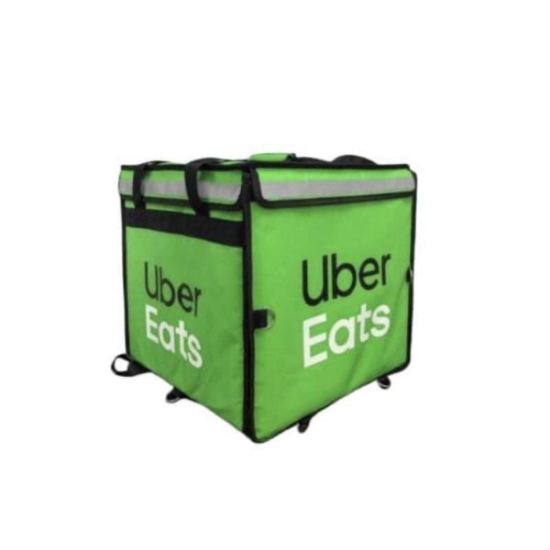 全新Uber 綠色大包