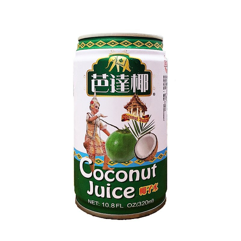 芭達椰 椰子水 320ml【康鄰超市】