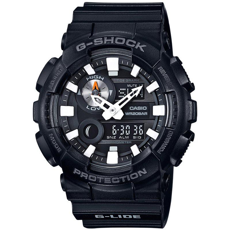 casio卡西歐手錶男gshock運動款學生黑武士限量獨角獸GAX-100B-1A