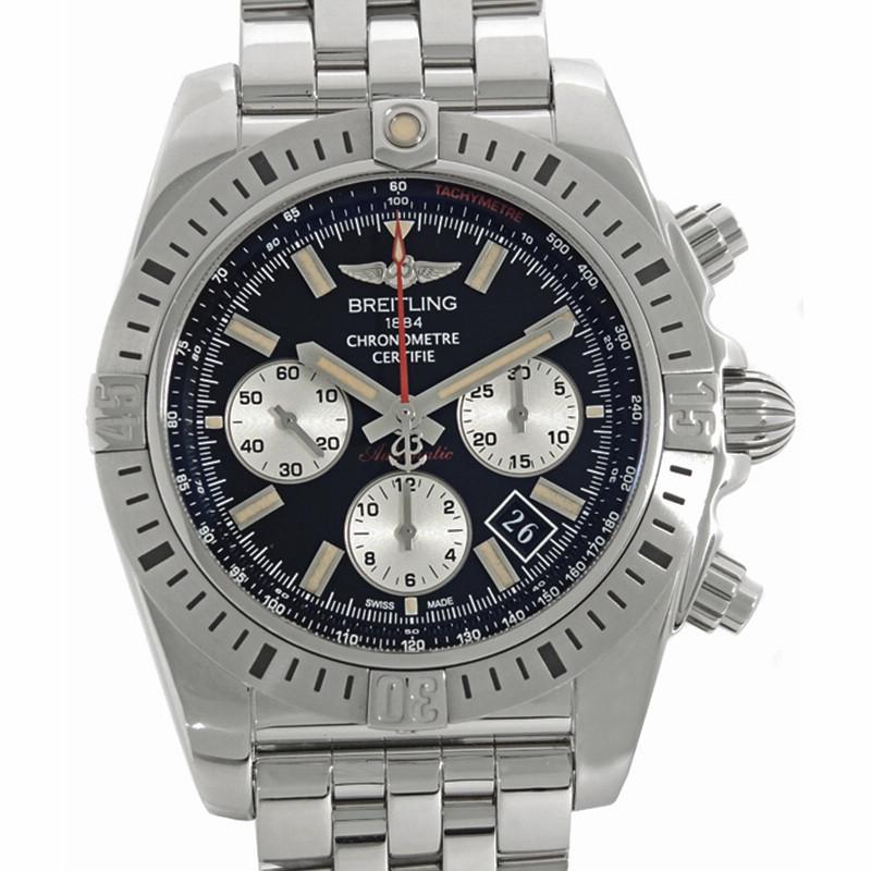◤奢侈手錶◢Breitling百年靈王牌飛行員自動機械男錶AB01154G瑞士錶原裝正品