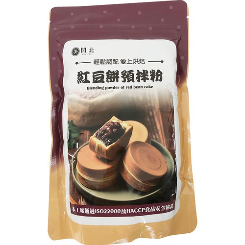 關北 紅豆餅預拌粉(300g/包)[大買家]