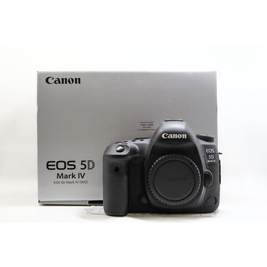 【台南二手Canon5D4單眼相機】 Canon EOS 5D4 5D IV 5D Mark IV 單機身 #17981