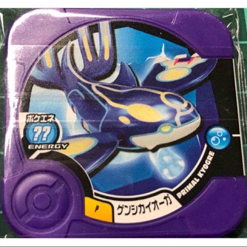 超稀有很少 神奇寶貝 Pokemon tretta 水系最強 獎盃紫p蓋歐卡 美品