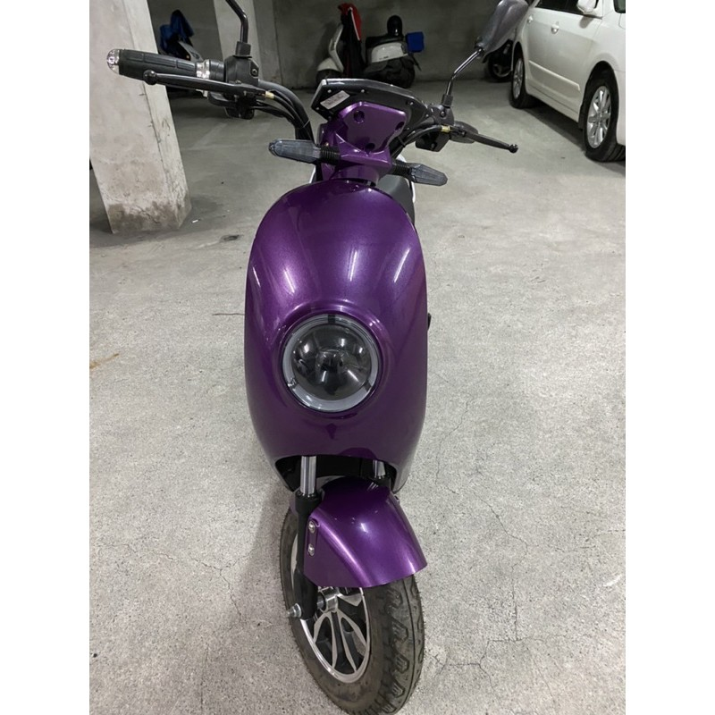 [近全新] 山王小U電動車🛵 800W頂級鋰電池 電動機車 自行車
