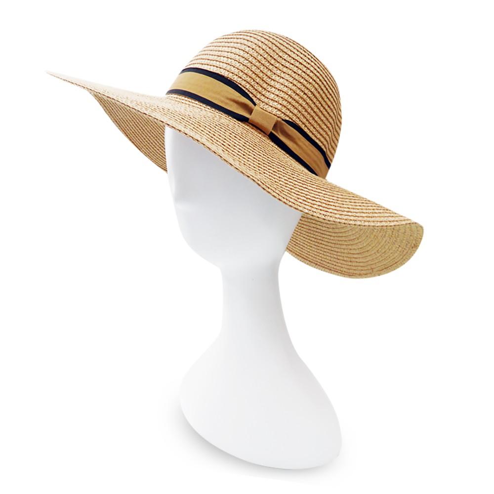 大帽沿百搭草帽 遮陽帽 現貨