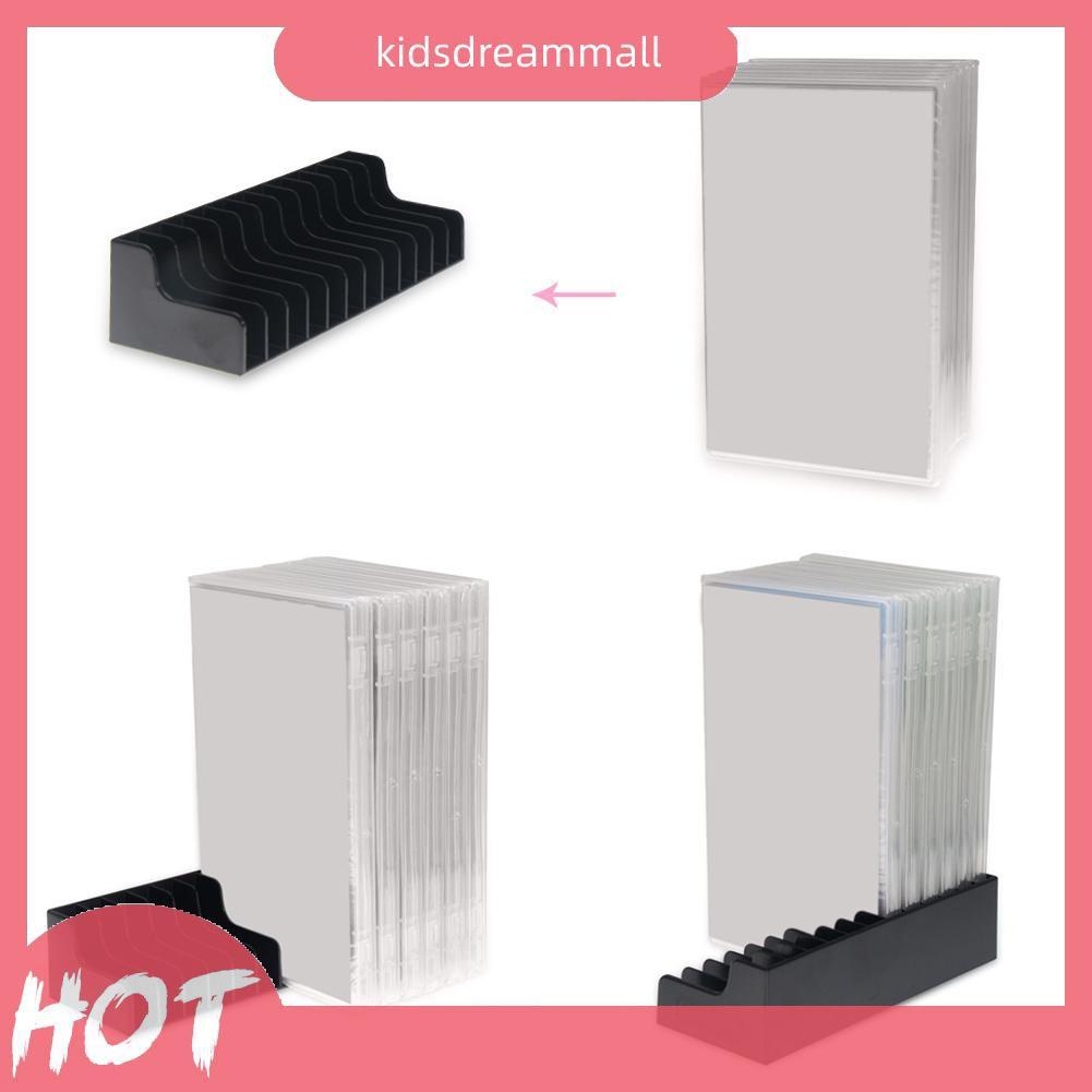 (Kidsdreammall) 2 件套 24 個 Cd 磁盤或卡視頻遊戲卡盒存儲架, 用於 Nintendo Swit