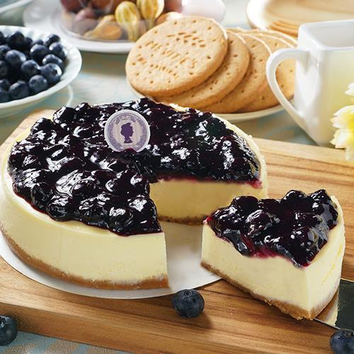 【搭啵S】6吋藍莓重乳酪蛋糕