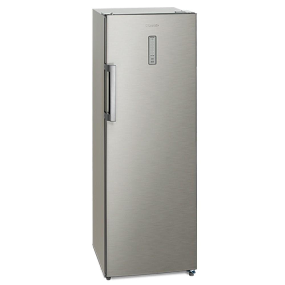 Panasonic自動除霜直立式冷凍櫃242L  NR-FZ250A-S【大潤發】