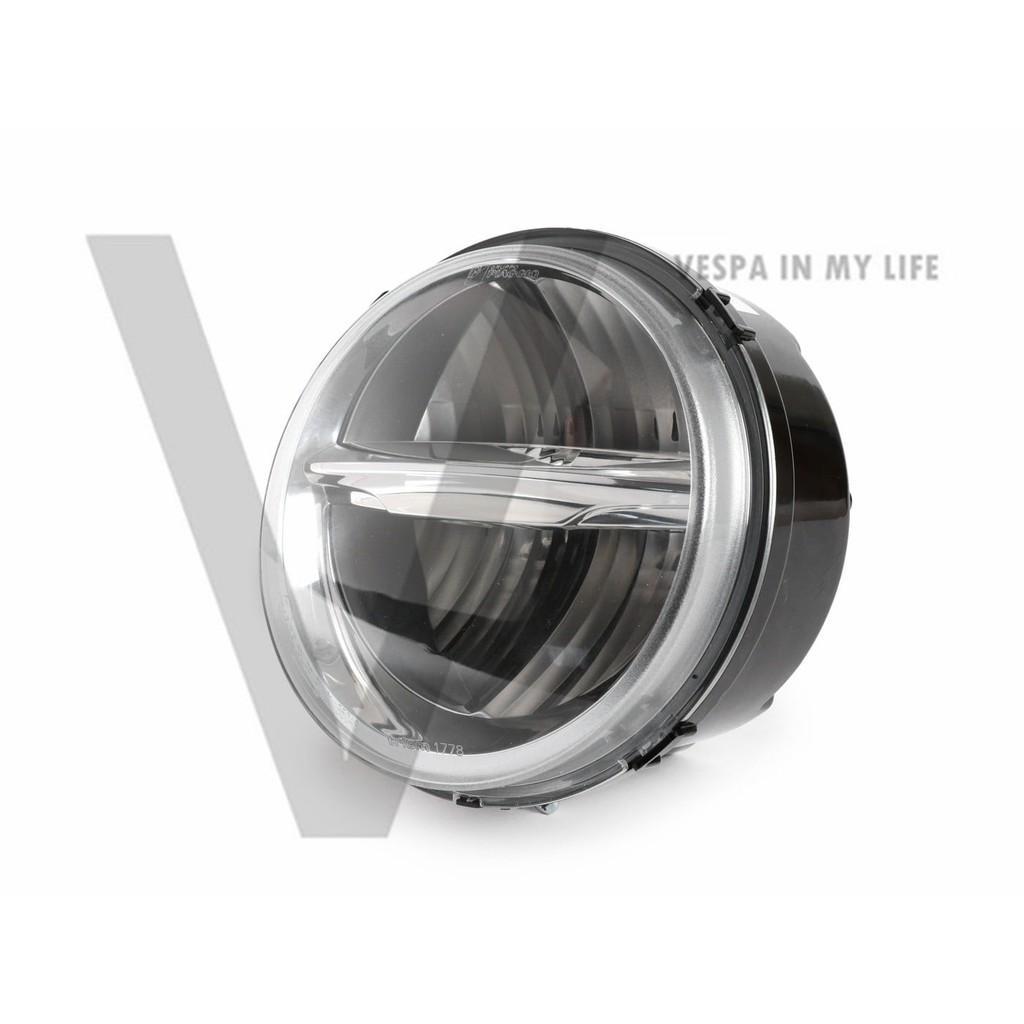【偉士商店】VESPA PIAGGIO 原廠 春天 LED大燈總成 PRIMAVERA125/150專用