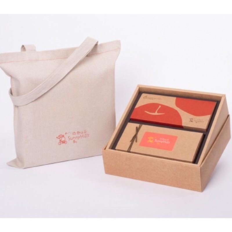 微熱山丘鳳梨酥蘋果酥-禮盒裝
