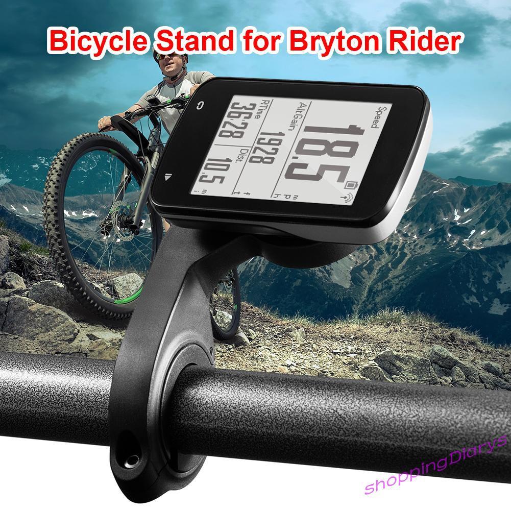 Bryton Rider 10 15 310 320 410 420 的 Sh 自行車車把電腦支架