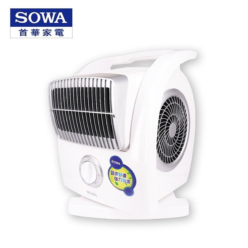 <免運>【SOWA首華】強力渦輪扇 循環扇SFC-KYR1003  展示機福利品(非Lasko藍爵星u12100tw)